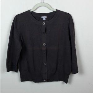 J. Jill cardigan sweater